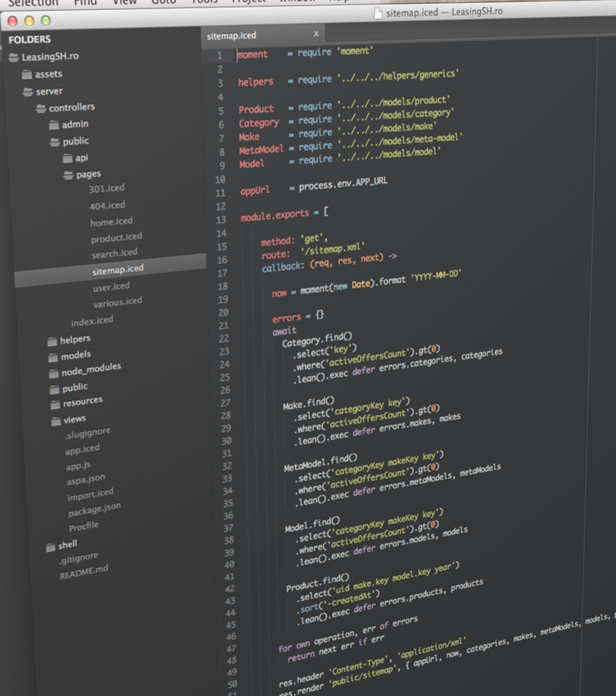 IcedCoffeeScript - callback hell extinguished