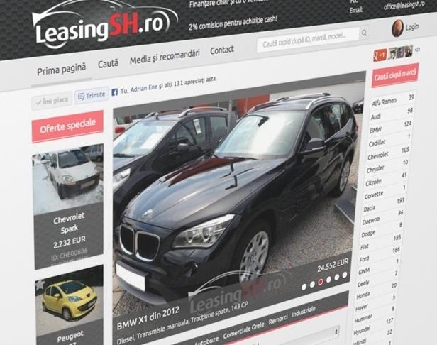 LeasingSH.ro - Auto recuperate și second hand de vânzare