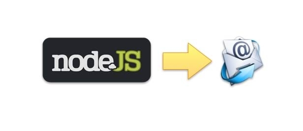 Sending emails from Node.js - the simplest way