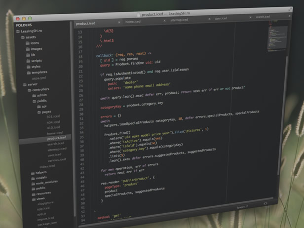 IcedCoffeeScript in Sublime Text 3