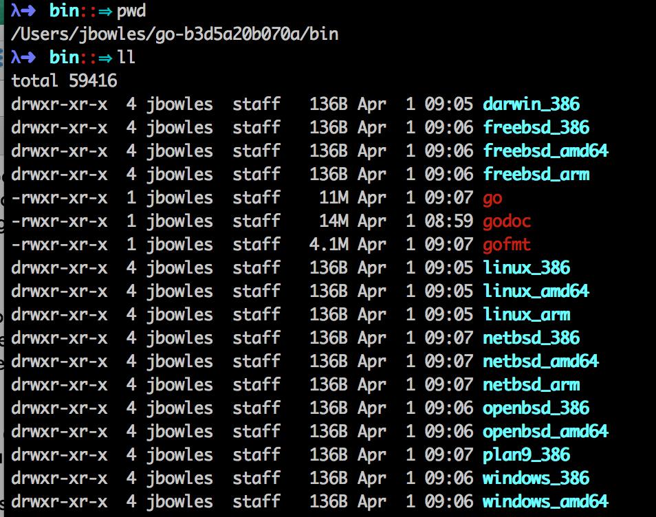 Binary Installs