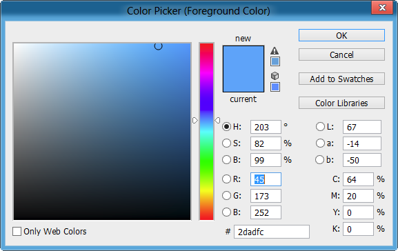 Creating A Pixelated Background in Photoshop CS6 (Example)
