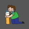 Crying avatar