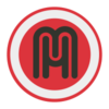 Dotmh logo in red.fw